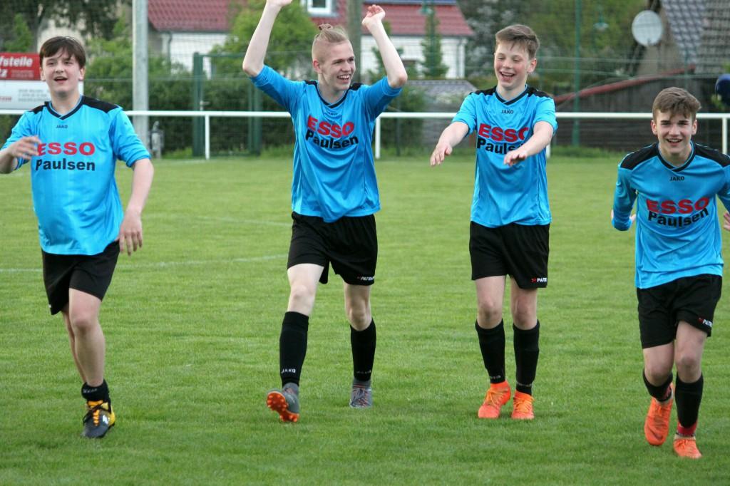20190513 C1-Junioren Punktspiel gegen FSV Bernau 3-1 Erfolg (50)