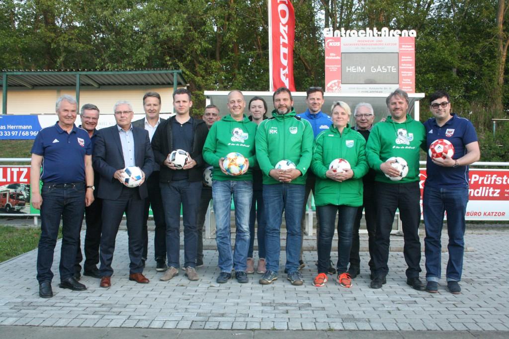 20190514 Vereinsdialog mit FLB-Präsident Jens Kaden in Wandlitz