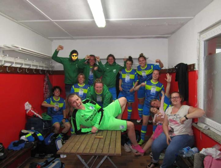 20190518 Frauenmannschaft gewinnt gegen Klein-Mutz